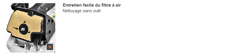 entretien filtre air